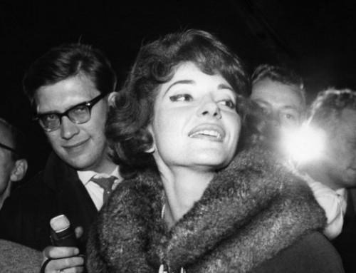 ARTE: Maria Callas – Tosca 1964
