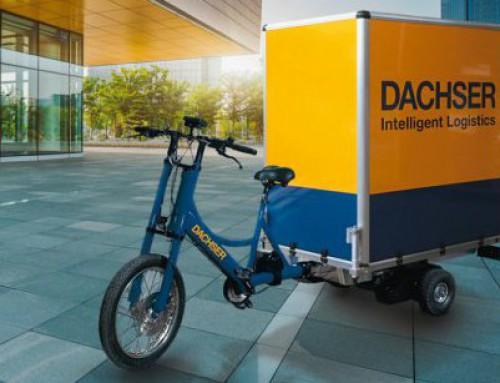 FGI/VVL: Lastenfahrräder im innerstädtischen Güterverkehr