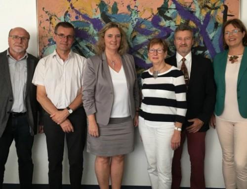 BdB: Im Gespräch: Bayerische Sozialministerin Kerstin Schreyer trifft Berufsbetreuer