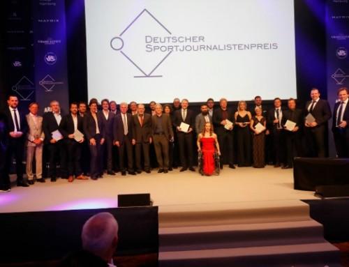Deutscher Sportjournalistenpreis wird zum 8. Mal verliehen