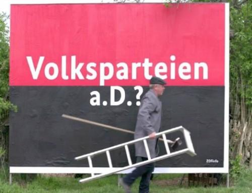 ZDFinfo: Volksparteien a.D.? – Zeitenwende in Deutschland