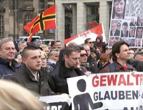 ZDFinfo: Sachsen zwischen Mauerfall und Rechtspopulismus – Eine Spurensuche