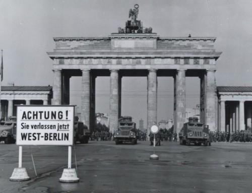 ZDFinfo: Deutschland '61/'89