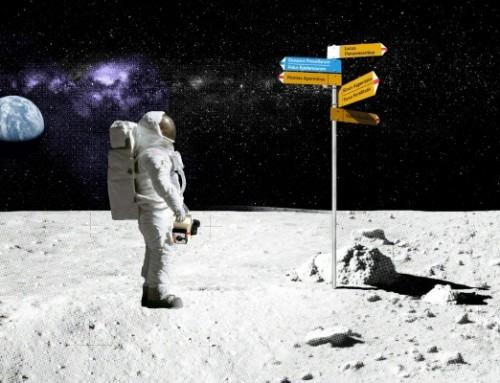 ZDFinfo: Faszination Weltraum – Reiseführer zum Mond